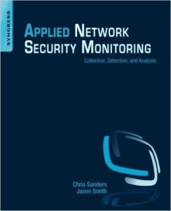 Applied Network Security Monitoring book cover