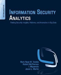 Information Security Analytics book cover