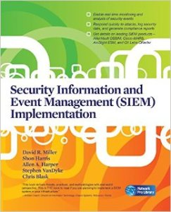 Security Information and Event Management book cover