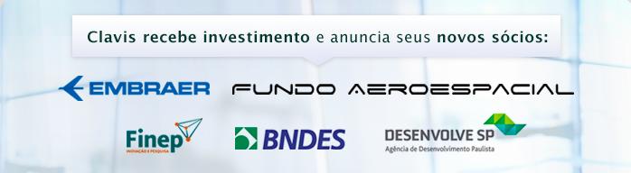clavis-investimento-fundo-aeroespacial-embraer-finep-bndes-desenvolve-sp-2
